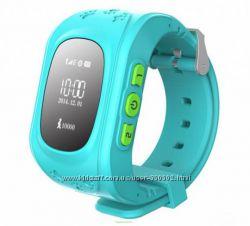Детские умные часы Smart Watch Q50 с GPS-треккером