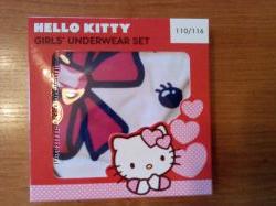 комплект белья для девочки