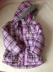 Куртка осень- весна Lupilu 3-4 года рост 104