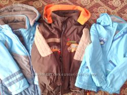 Курточка , ветровка бемби р. 110