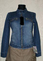 Джинсовая куртка Zara, новая, с биркой