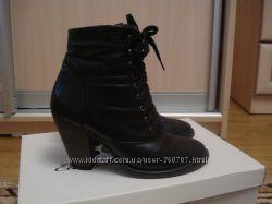 Кожаные ботиночки Деми-G Soldi Солди, 37 р. , 24 см.
