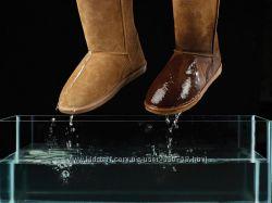 Невидимая защита одежды  и обуви от воды и грязи NANO WATER