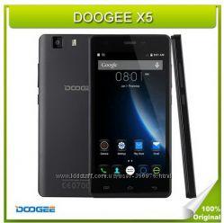 Новинка четырёхъядерный смартфон Doogee X5.