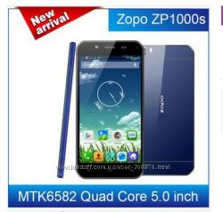 Брендовый четырёхъядерный смартфон ZOPO ZP1000S. Дешевле только у продавца.