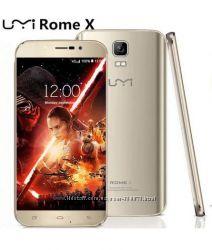 Новинка четырёхъядерный смартфон Umi Rome X