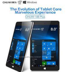 Новинка Windows-планшет Chuwi Vi8 Plus RAM 2 Гб
