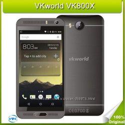 Новинка четырёхъядерный смартфон vkworld VK800X.