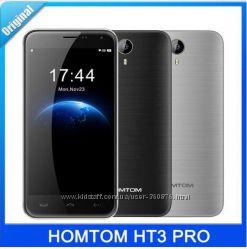 Новинка четырёхъядерный смартфон Homtom HT3 pro