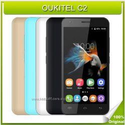 Новинка четырёхъядерный смартфон Oukitel C2.