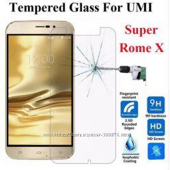 Защитное стекло для UMi Rome X