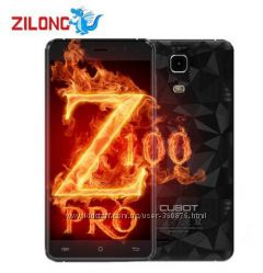 Новинка четырёхъядерный смартфон Cubot Z100 Pro