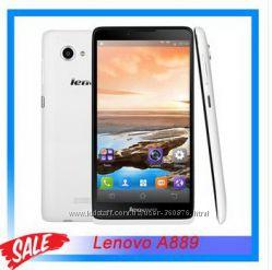 Брендовый четырёхъядерный смартфон Lenovo А889. Дешевле только у продавца.