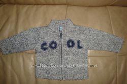 кофта COOLCLUB на 1 годик