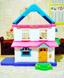 Домик для кукол фиры Fisher Price