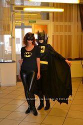 Продам эффектный костюм Бэтмена