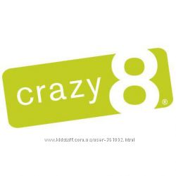 CRAZY8 -18 от цены сайта