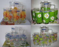 Комплекты для напитков Luminarc Люминарк из 7 предметов