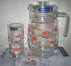 Комплект для напитков Люминарк Luminarc Sweet новый