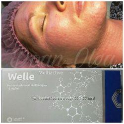 Биоревитализация Welle, WelleMultiactive  2мл