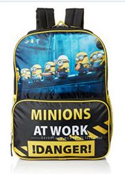 Детский рюкзак Миньоны Despicable Me 16 Inch Backpack