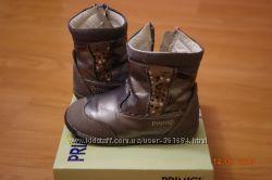Демисезонные ботиночки PRIMIGI Примижди, размер 24. Стелька 14, 5-15 см.