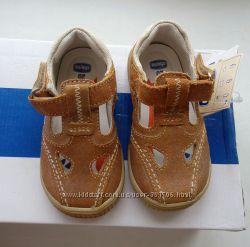20р. Chicco кожаные  туфли  сандали  Италия