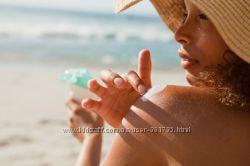 Солнцезащитный крем-ручная работа