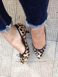СкидкаФирменные туфли Dune, 39размер, новые