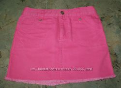 Две джинсовые юбки  на рост 145-155 см