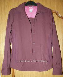 Женская рубашка COLUMBIA размер S- М
