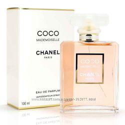 Coco Mademoiselle парфюмированная вода 100 мл