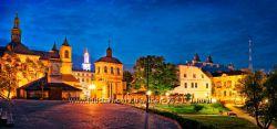 Туры по Западной Украине