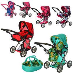 Детские коляски для кукол MELOGO Много Вариантов
