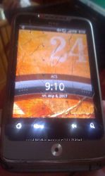 HTC CDMA связь