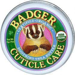 Бальзам BADGER барсук cuticle care уход за кутикулой