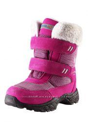 Зимние сапоги для девочки Lassietec
