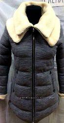 Теплая куртка,