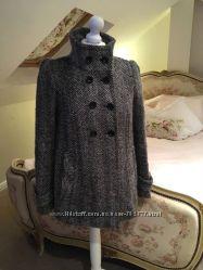Пальто шерстяное женское  Zara М
