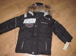 Новая теплая курточка для мальчика Baby Line