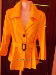 Пиджак желтый А-ля Тимошенко.