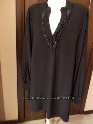 Блузка черная нарядная Очень красивая вещь