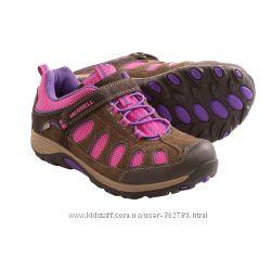 Merell  кроссовки замша, стелька 25 и 25. 5 см.