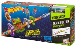 Трек Хот Вилс Track Builder Swamp Strike оригинал.