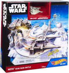 Hot Wheels Star Wars Starship игровой набор, оригинал.