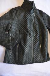 Куртка кожзам Incity 50 р. или Л, идеальное состояние.
