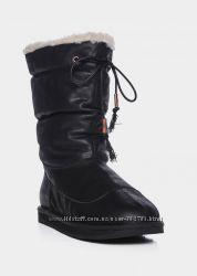 AUSTRALIA LUXE угги кожаные, размеры 38-40, оригинал.
