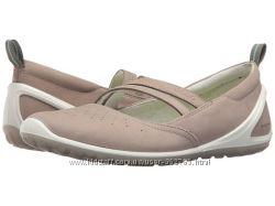 Ecco Biom балетки, кожа, евро 41, стелька 27см.