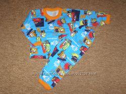 Пижама с начесиком