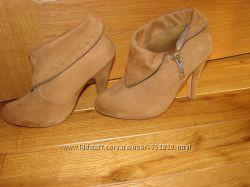Ботинки Dorothy Perkins 7р.
